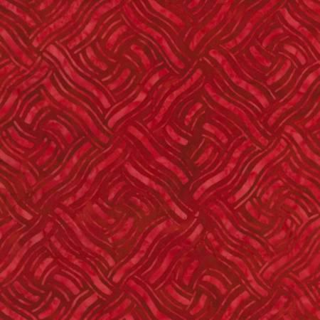 Red Patriot Batik TT082619