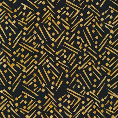 Tonga Batik Noir  B7056