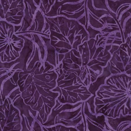 1906 Amethyst Batik  Timeless Treasures