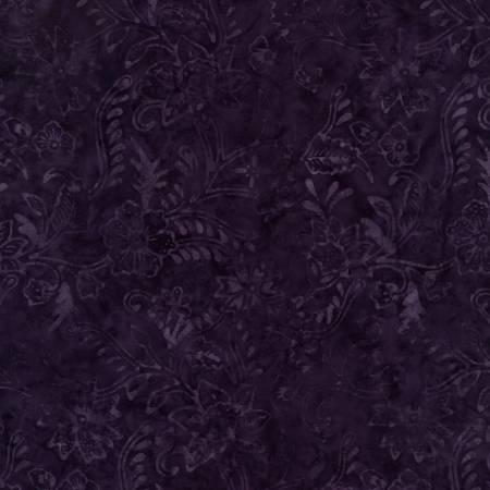 Fantasy Grape Batik