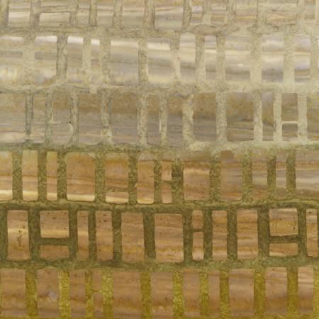 Timeless Treasures - Clay Brick Batik -  B7300 - Rome