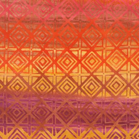 Boston Batik Ombre