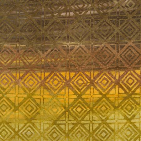 Timeless Treasures - Diamond Tiles Batik -  B7301 - Nashville