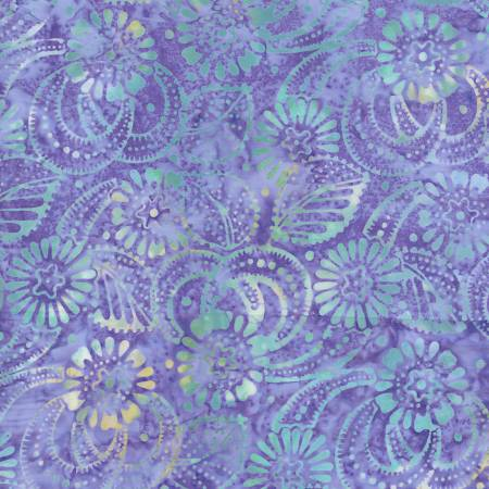 Fantasy Batik - Cacti Flower Punch - Hyancinth