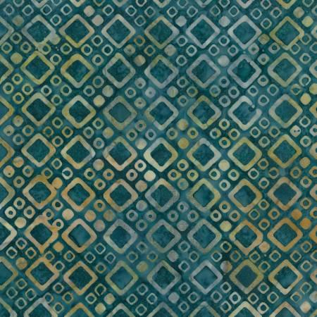 Teal Batik by Timeless Treasure's