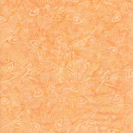 Horizon Peach Batik B7533