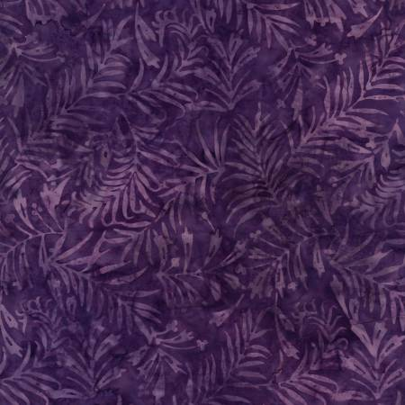 Tonga Celebrity - Amethyst Scalloped Floral