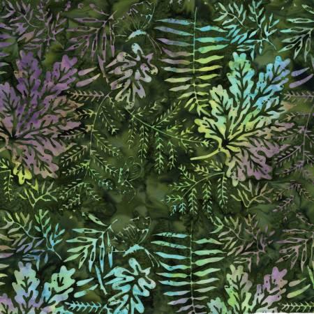 TONGA BLOOMING FIELDS - Bloom Forest Mix Batik