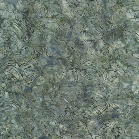 B7902 Lake Vintage Swirls Batiks