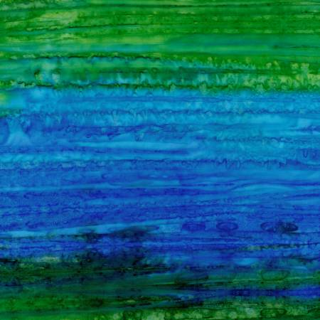 TT Landscape Stripes Batik Sky