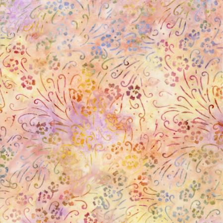 Tonga - Pink/Purple - Petal - Happy Flower - Bursts - Batiks - Timeless Treasures - Checkers - B8577-PETAL - 840035972008