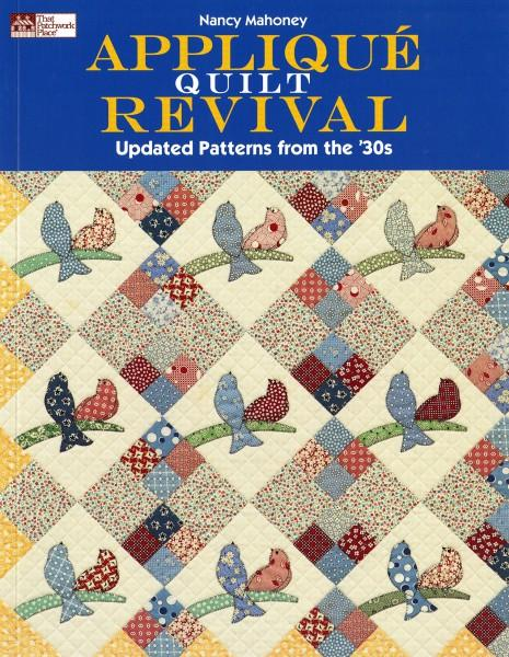 Applique Quilt Revival