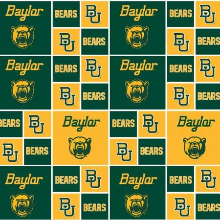 NCAA-Baylor University Cotton BAYLOR-020