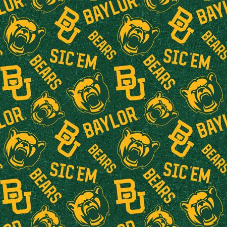 NCAA-Baylor University Cotton