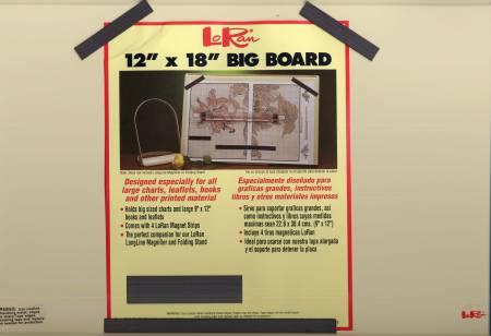 Magnet Board Loran 12in x18in