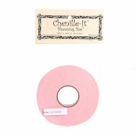 Chenille-It 3/8in x 25yd Just Peachy