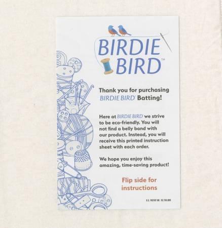 Birdie Bird Batting 92.5in wide