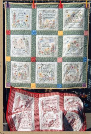 Friendship Garden Quilt (Block of the Month)