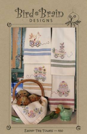 Easter Tea Towels^