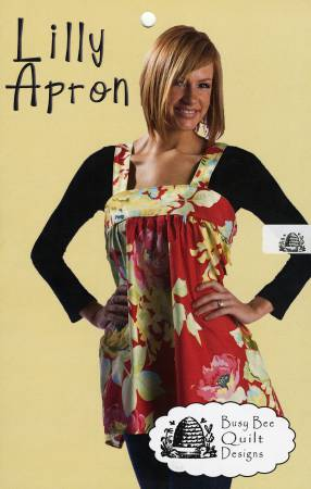 Lilly Apron - Busy Bee Quilt Designs