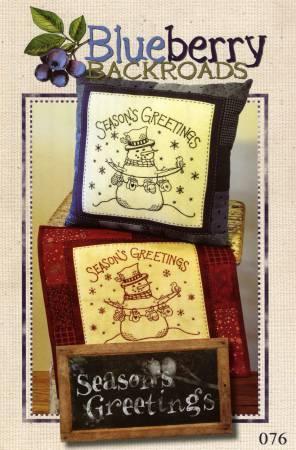 Seasons Greetings -#076