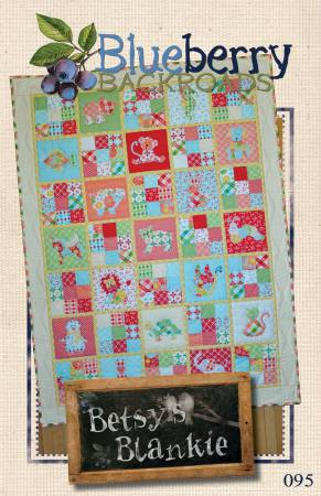 Betsy's Blankie - BBR095