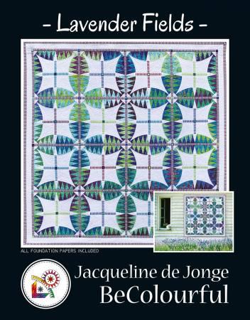 JDJ Pattern - Lavender Fields