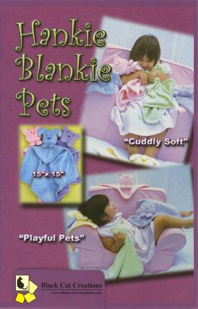 Hankie Blankie Pets
