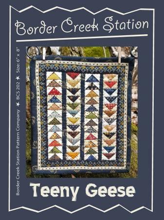 Teeny Geese