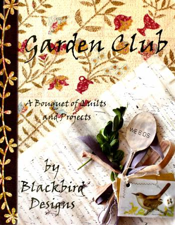 Garden Club - Softcover+