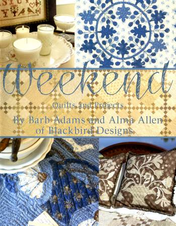 Weekend Quilts and Projects - Softcover