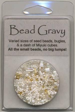 Bead Gravy Bechamel White
