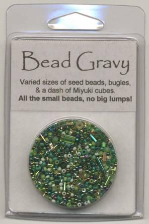 Bead Gravy Green Pesto