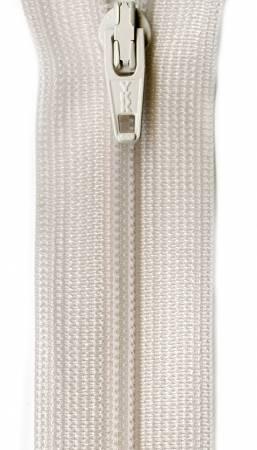 Beulon Knit Tape Zipper 14 Natural