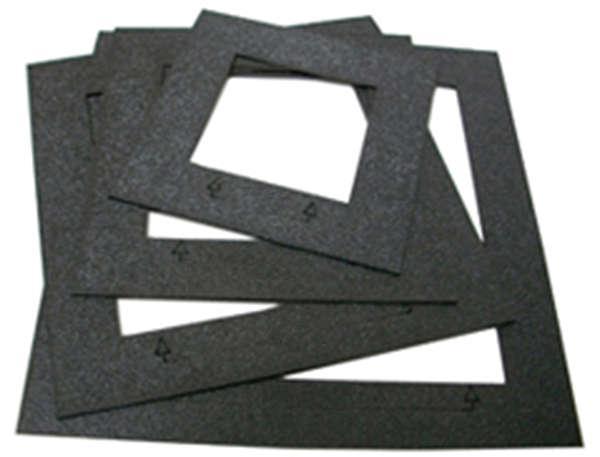 Martelli Small Square Fussy Cut Templates- 2.5in - 5.5in