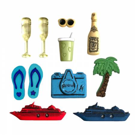 Sea Cruise Buttons