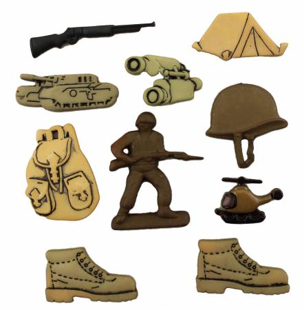 Military (Pack 6)