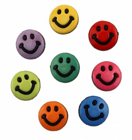 Smileys Button Bag
