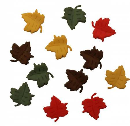 Autumn Collection Falling Leaves Assorted Sizes