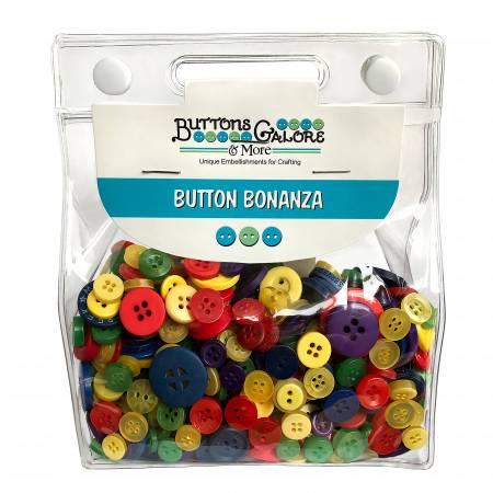 Button Grab Bag Bonanza - Primary