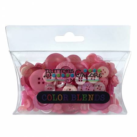 Color Blend Collection Button - Strawberry Cheesecake