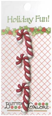 Candy Cane - 3pc