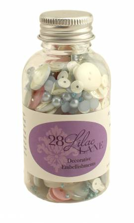 Embellishment Bottle Cotton Candy