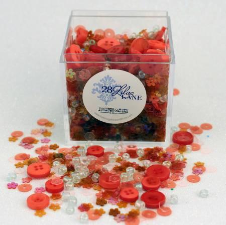 Poppy Fields Shaker Mix