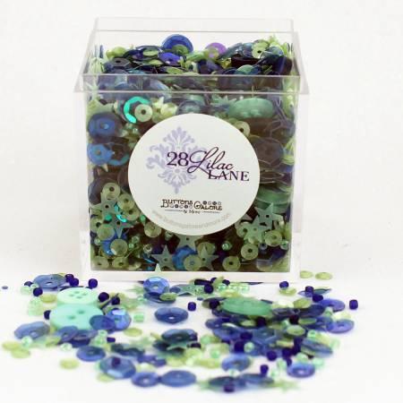 Indigo Mint Shaker Mix