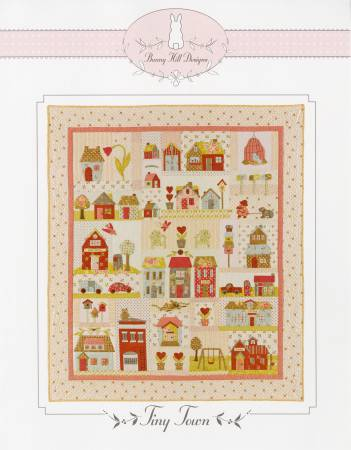 Tiny Town - Block of the Month Pattern