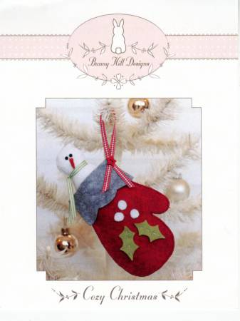 PT W Bunny Hill Designs Cozy Christmas