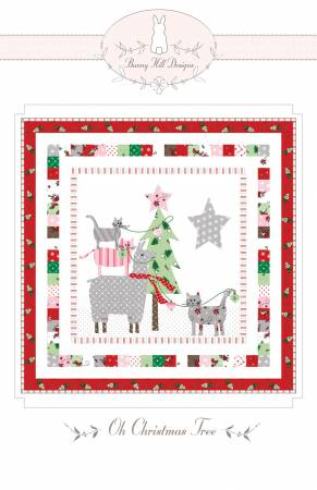 Oh Christmas Tree Bunny Hill Mini Pattern