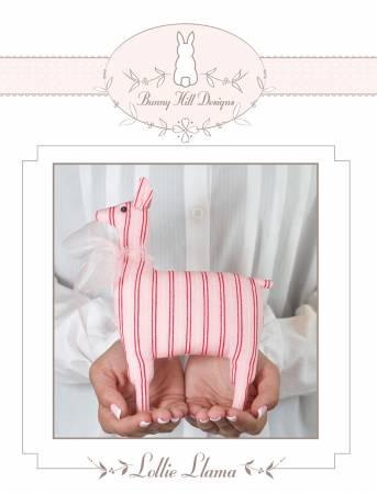 Lollie Llama Bunny Hill Petite Pattern