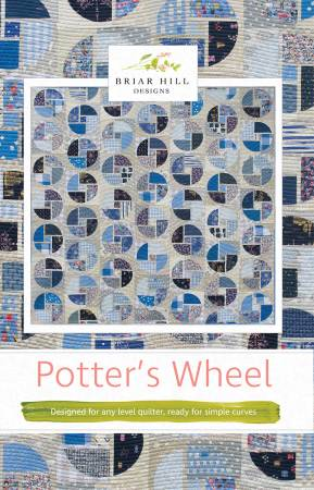 Potters Wheel Quilt Pattern